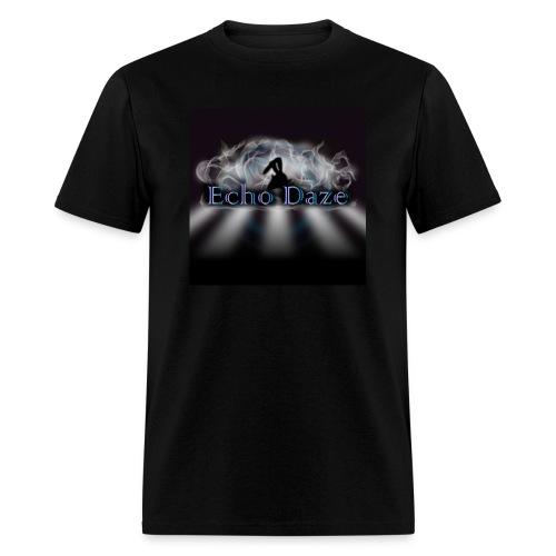 Echo Daze_Square - Men's T-Shirt