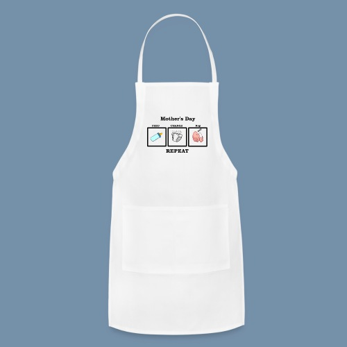 Mother's Day Apron - Adjustable Apron