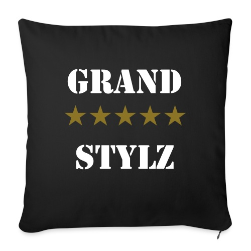 Grand Stylz - Throw Pillow Cover