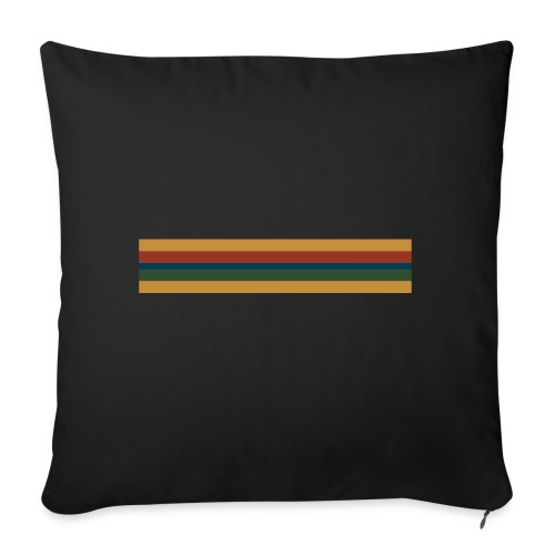 "Doctor Who 13th Doctor Stripe - Throw Pillow Cover 18"" x 18"""