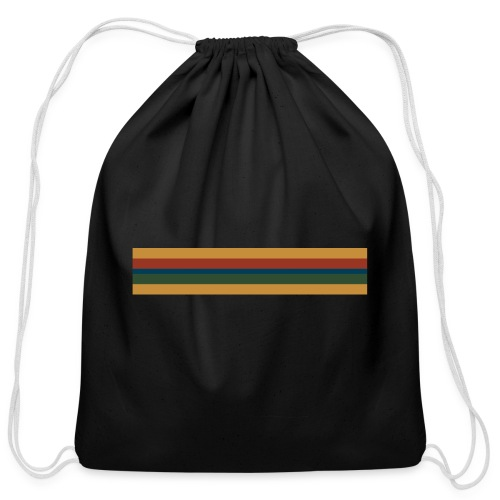 Doctor Who 13th Doctor Stripe - Cotton Drawstring Bag