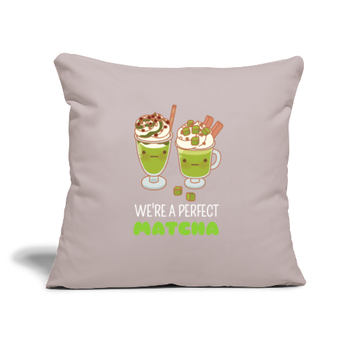 Matcha Lovers - Cushion Cover - Throw Pillow Cover