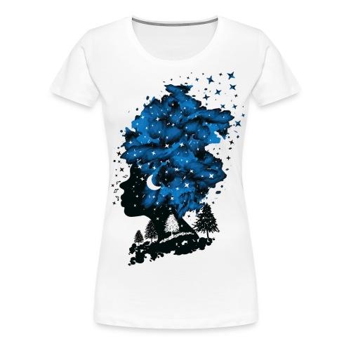 Follow your own star - Women's Premium T-Shirt