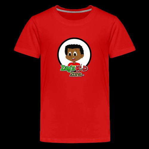 RED ZONE  T-SHIRT - Kids' Premium T-Shirt