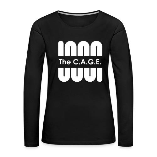 WOMANS SHIRT - Women's Premium Long Sleeve T-Shirt