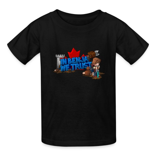 Benja Kids T-Shirt - Kids' T-Shirt
