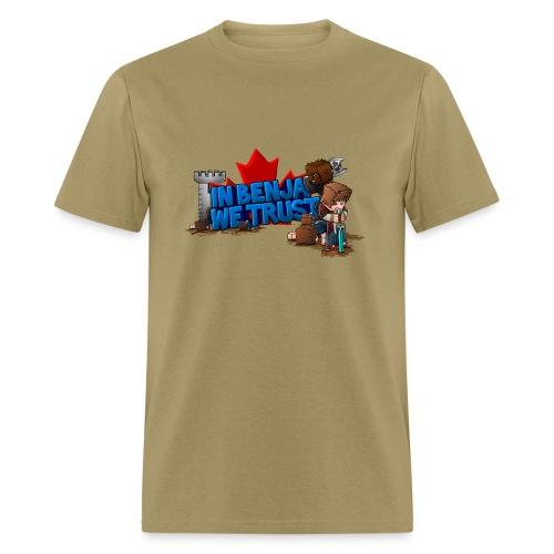Benja T-Shirt (M) - Men's T-Shirt