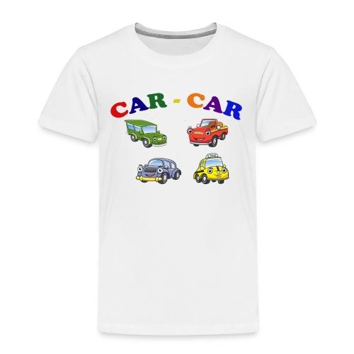 Car-Car - Toddler Premium T-Shirt