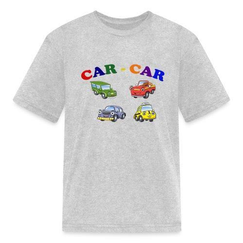 Car-Car - Kids' T-Shirt