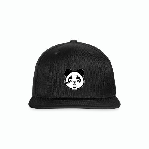 #XQZT PacBear SnapBack - Snap-back Baseball Cap