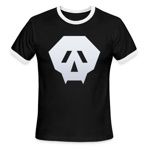 Vid Vicious 2.0 BANDWIDTH EXCEEDED T-Shirt by Dedderz - Men's Ringer T-Shirt