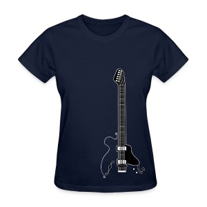 Electric Guitar - Women's T-Shirt