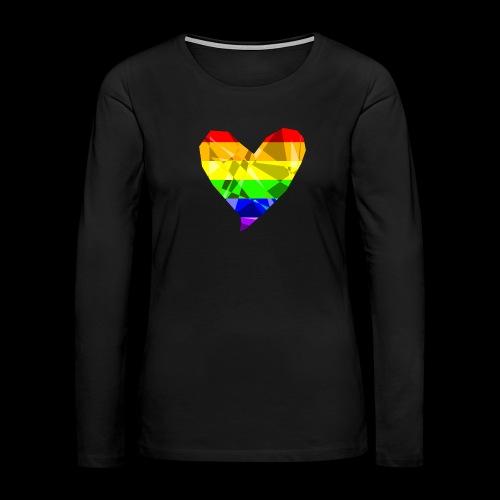 Justice Long Sleeve (W) - Women's Premium Long Sleeve T-Shirt
