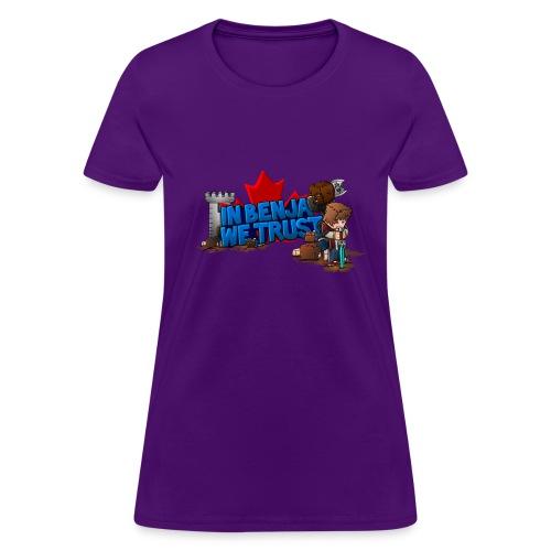 Benja T-Shirt (F) - Women's T-Shirt