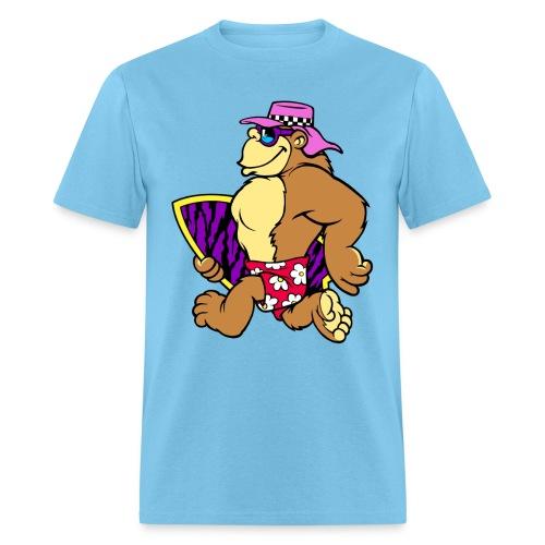 surf gorilla - Men's T-Shirt