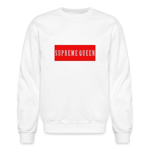 Supreme Queen Sweatshirt - Crewneck Sweatshirt
