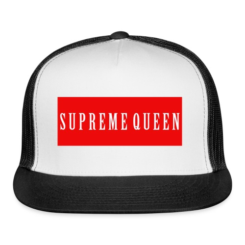 Supreme Queen Trucker - Trucker Cap
