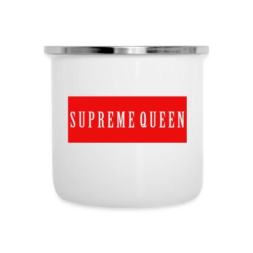 Supreme Queen Coffee Cup - Camper Mug