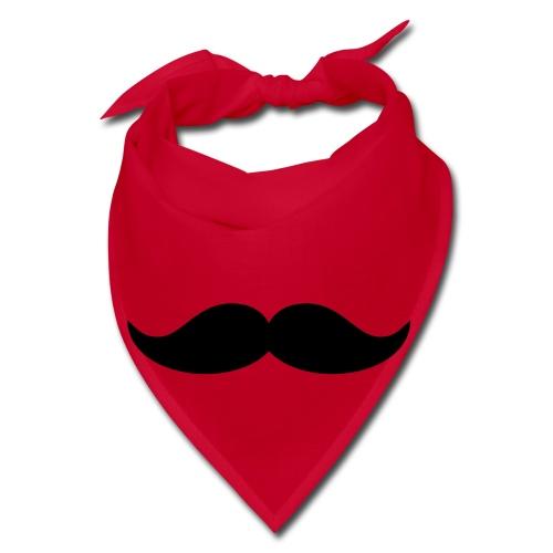 mustache bandana chedda - Bandana