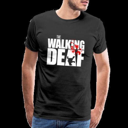 The Walking Deaf - Men's Premium T-Shirt