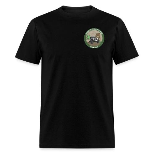 Underground Explorers Overland Logo Tee - Men's T-Shirt