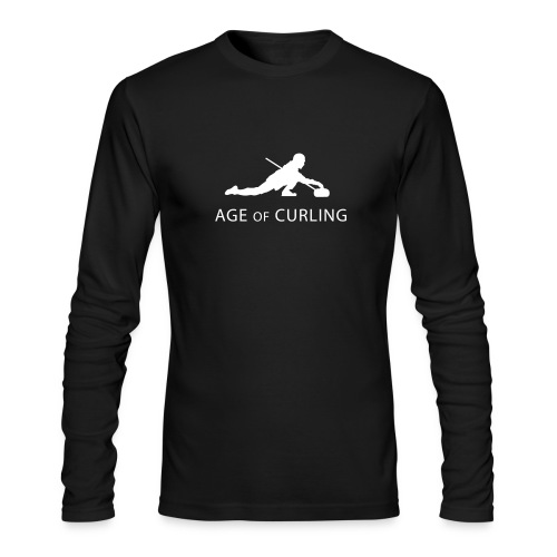 Age of Curling - Men's Long Sleeve T-Shirt by Next Level