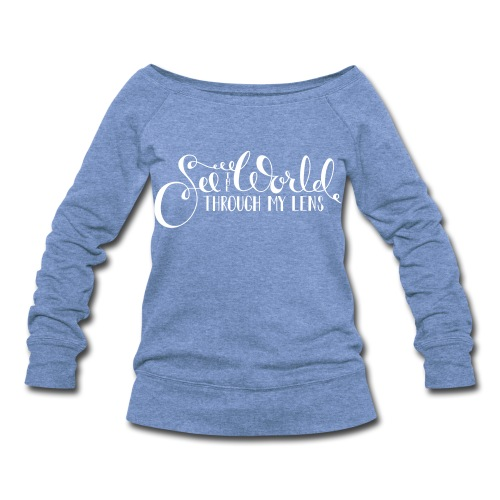 See the World - Women's Wideneck Sweatshirt