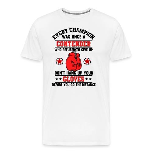 Every Champion - Premium T-Shirt - Men's Premium T-Shirt