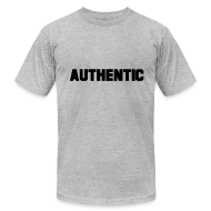 T-Shirts ~ Men's T-Shirt by American Apparel ~ Authentic Tees