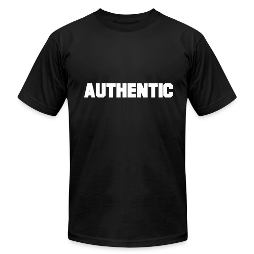 Authentic Tees - Men's Fine Jersey T-Shirt