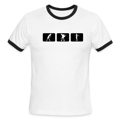 Drummer - Men's Ringer T-Shirt