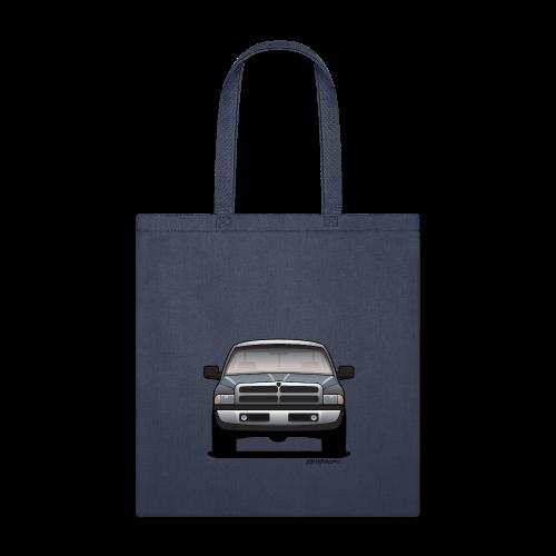 American Horn Pickup Truck - Tote Bag