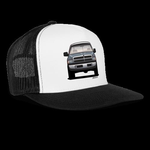 American Horn Pickup Truck - Trucker Cap