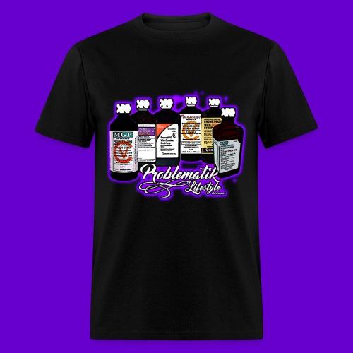 Codeine Crazy - Men's T-Shirt