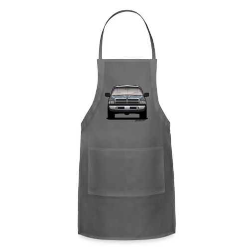 American Horn Pickup Truck - Adjustable Apron