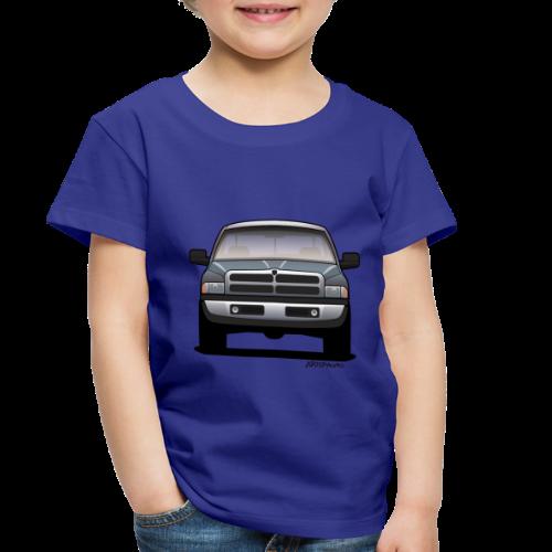 American Horn Pickup Truck - Toddler Premium T-Shirt
