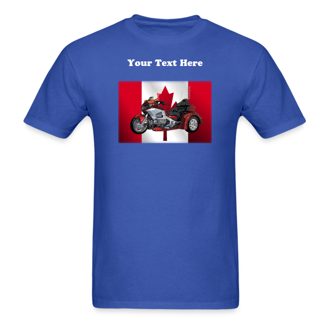 Men's T Front CanFlagWingtrike