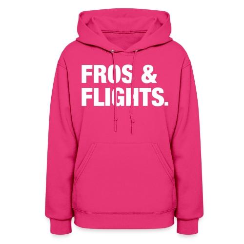 Fros & Flights - Women's Hoodie