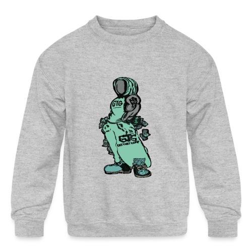 Kids' Crewneck Sweatshirt - Kids' Crewneck Sweatshirt