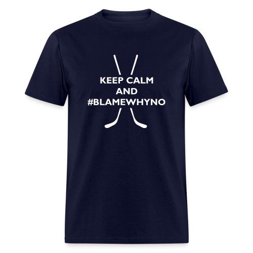 #BlameWhyno (Men) - Men's T-Shirt