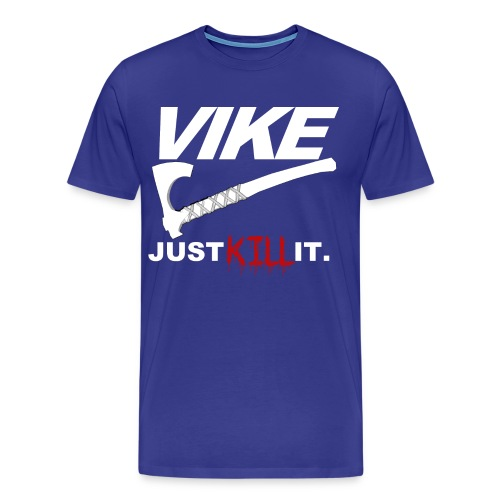 Vike T-Shirt Premium Light Blue - Men's Premium T-Shirt