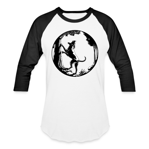 Hound Dog Shirt Hunting Dog Baseball Jersey - Baseball T-Shirt