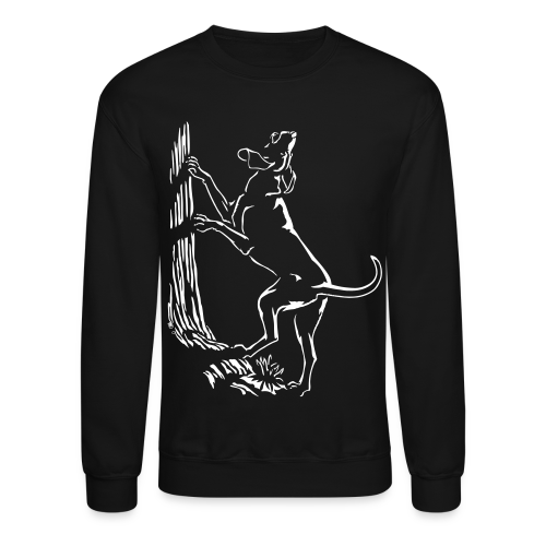 Hunting Dog Shirts Hound Dog Art Sweatshirts  - Crewneck Sweatshirt