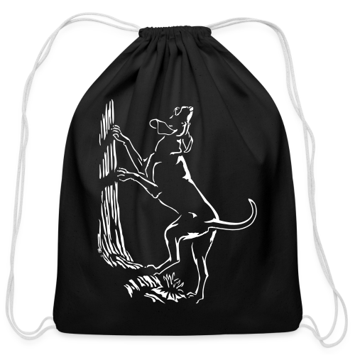 Hound Dog Backpack Hunting Dog Bags - Cotton Drawstring Bag