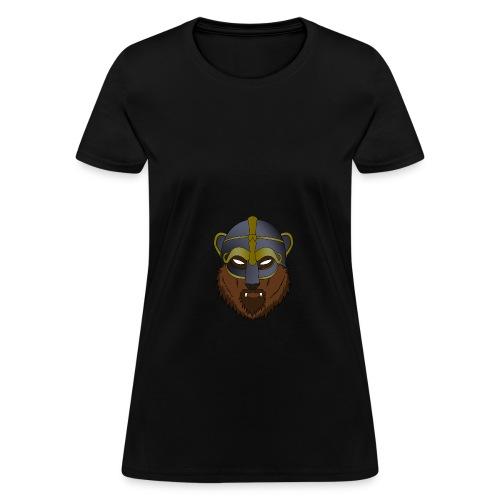 Viking Bear - Women's Cut Shirt - Women's T-Shirt