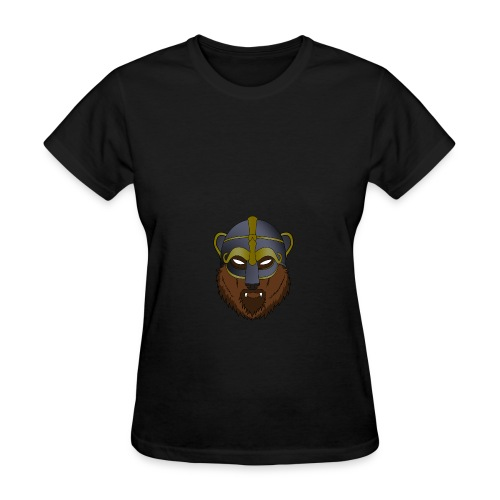 Viking Bear - Women's Cut Shirt - Women's T-Shirt