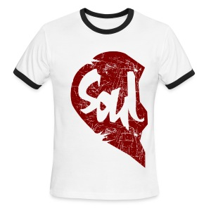 soul - couple T-Shirts - Men's Ringer T-Shirt
