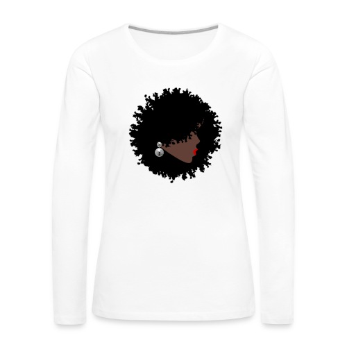 Original Woman Long Sleeve  - Women's Premium Long Sleeve T-Shirt