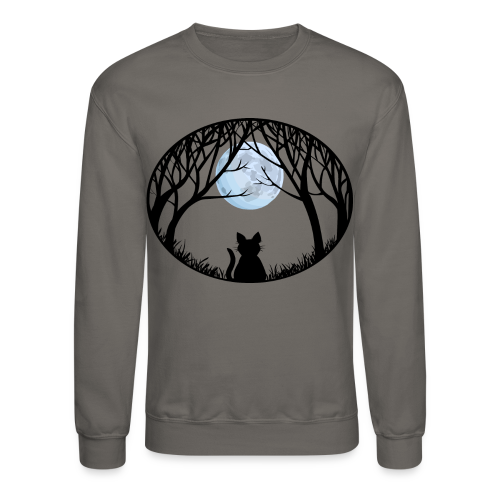 Cat Lover Hoodie Cat Lover Shirts - Crewneck Sweatshirt