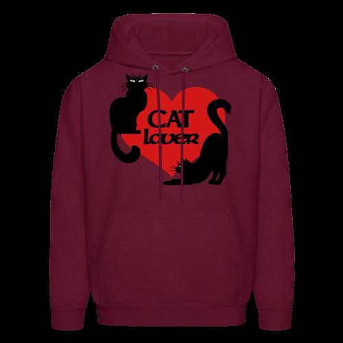 Cat Lover Hoodie Cat Lover Shirts - Men's Hoodie